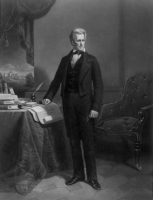 Andrew Jackson by D.M. Carter and A.H. Ritchie